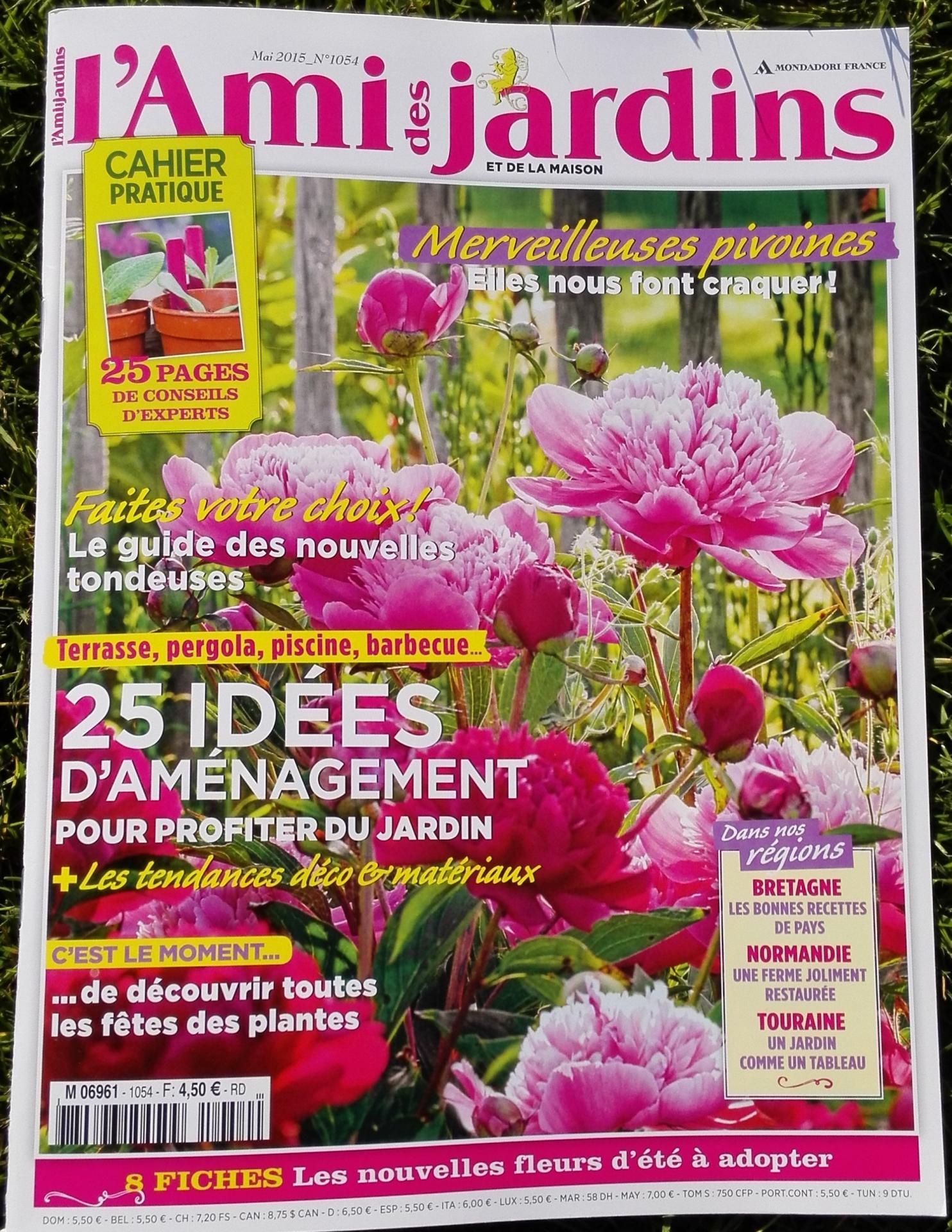 Awesome Fleurs De Jardin En Mai Contemporary - Design Trends 2017 ...